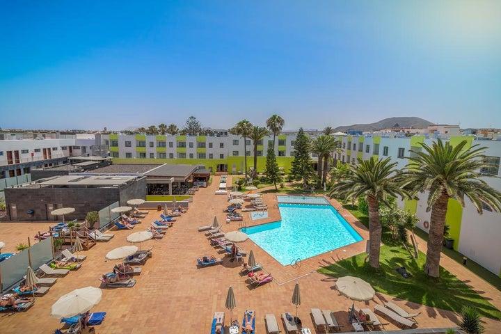 Hotel THe Corralejo Beach in Corralejo, Fuerteventura, Canary Islands