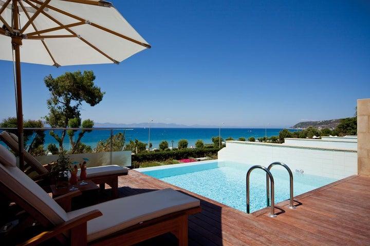 Amathus Elite Suites in Ixia, Rhodes, Greek Islands