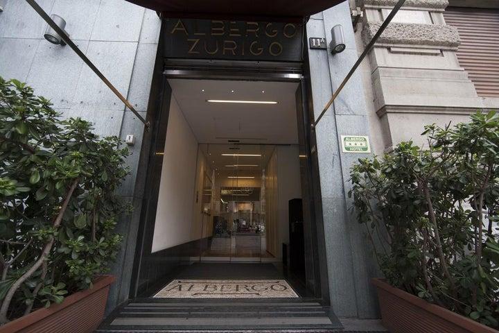 Hotel Zurigo in Milan, Lombardy, Italy