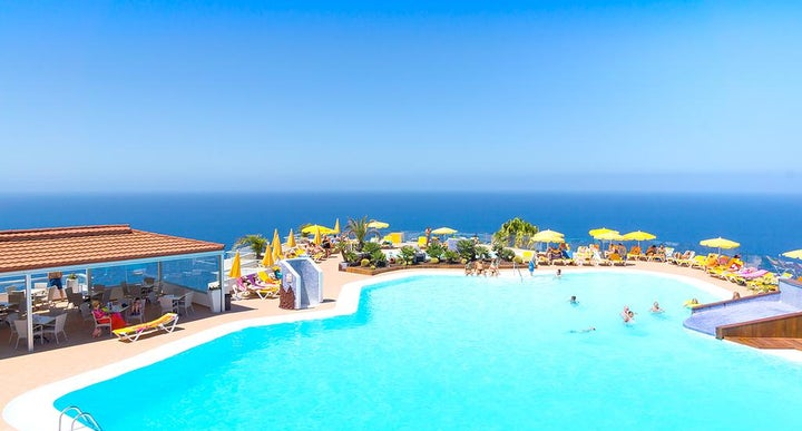 Riosol hotel in puerto rico gc gran canaria holidays from 269pp loveholidays - Hoteles en puerto rico gran canaria ...