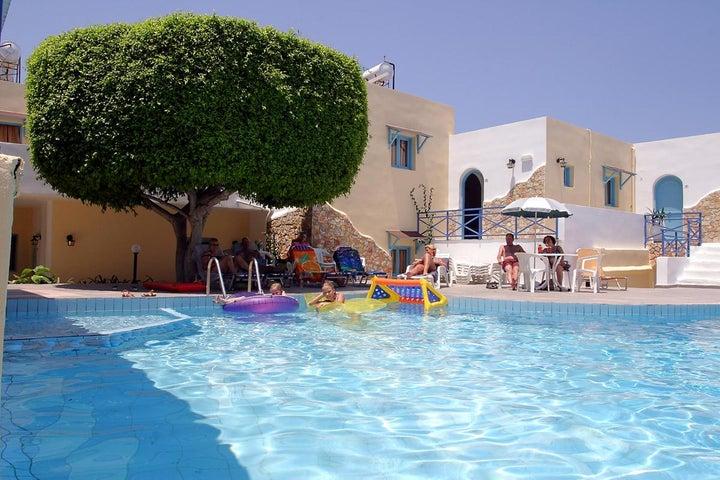 Piskopiano Village in Piskopiano, Crete, Greek Islands