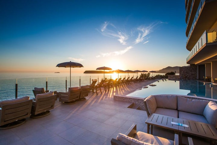 Hotel Royal Blue in Dubrovnik, Dubrovnik Riviera, Croatia