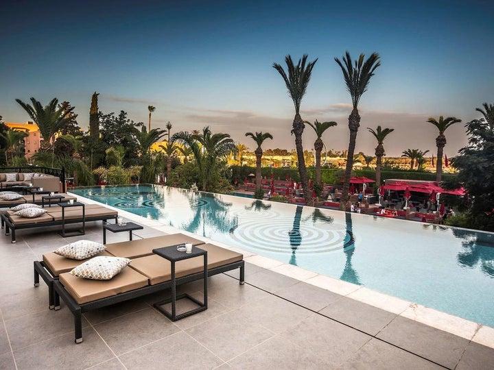 Sofitel Marrakech Lounge & Spa in Marrakech, Morocco