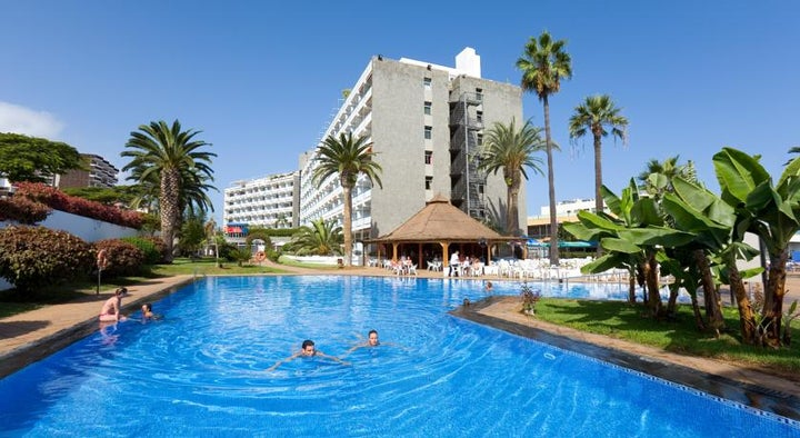 Hotel Interpalace by Blue Sea in Puerto de la Cruz, Tenerife, Canary Islands