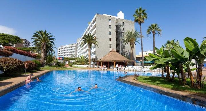 Hotel Interpalace By Blue Sea In Puerto De La Cruz Tenerife Canary Islands