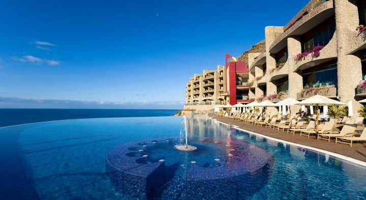 Gloria Palace Royal Hotel and Spa in Playa Amadores, Gran Canaria, Canary Islands