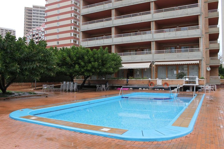 Alpha Apartments in Benidorm, Costa Blanca, Spain