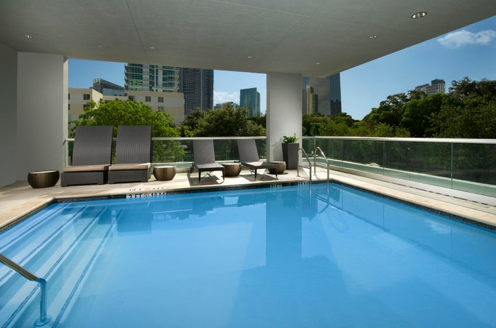 Homewood Suites Miami Downtown/Brickell in Miami, Florida, USA