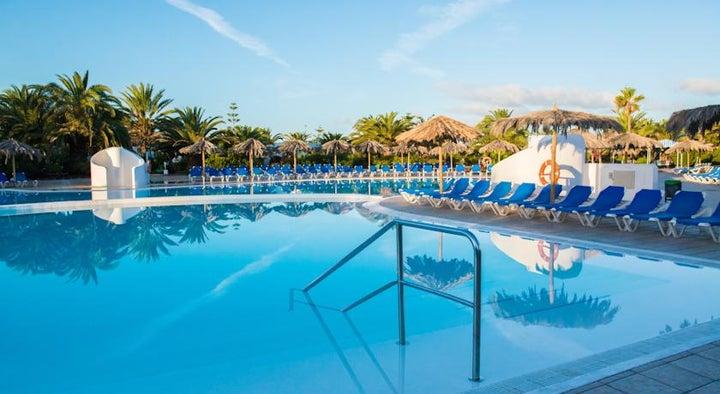 HL Rio Playa Blanca Hotel in Playa Blanca, Lanzarote, Canary Islands