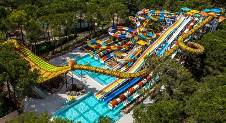 Nirvana Lagoon Villas Suites And SPA Kemer in Beldibi, Antalya, Turkey