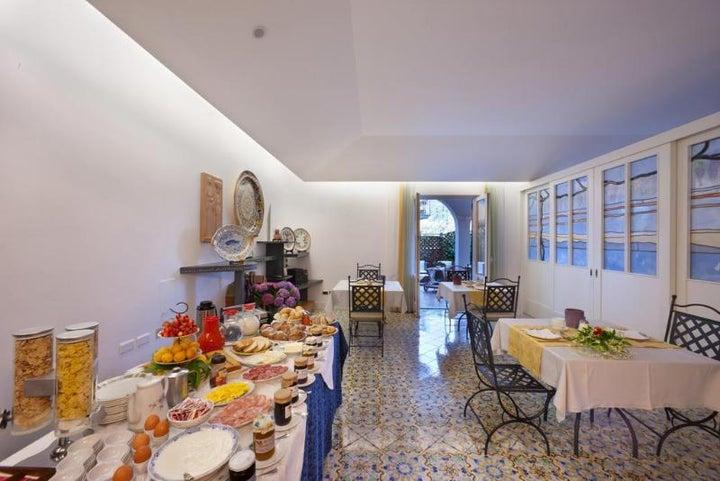 Villa Pane Resort in Sorrento, Neapolitan Riviera, Italy