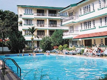 Prazeres Resort in North Goa, Goa, India