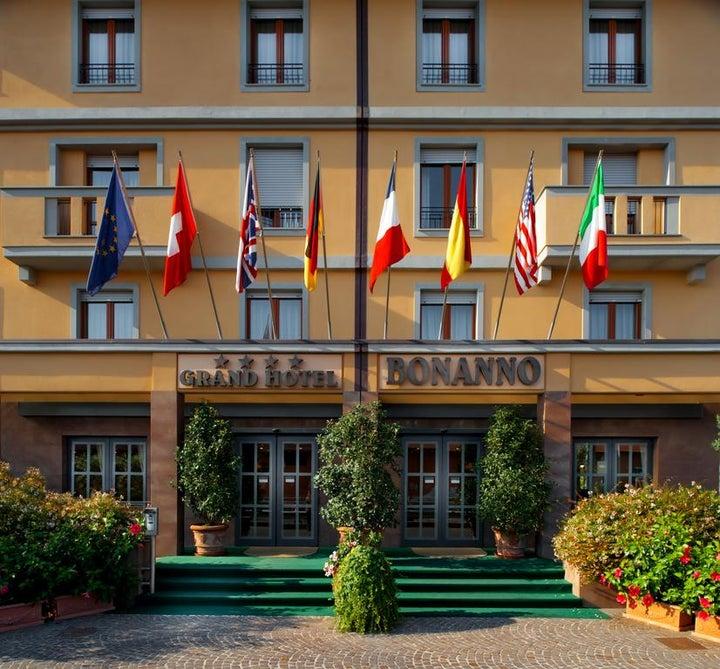 Grand Hotel Bonanno in Pisa, Tuscany, Italy