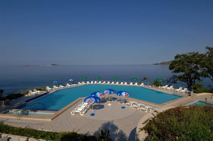 Villas Plat in Mlini, Dubrovnik Riviera, Croatia