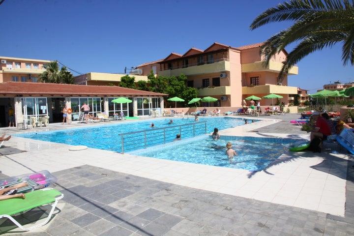 Fereniki Hotel in Georgioupolis, Crete, Greek Islands