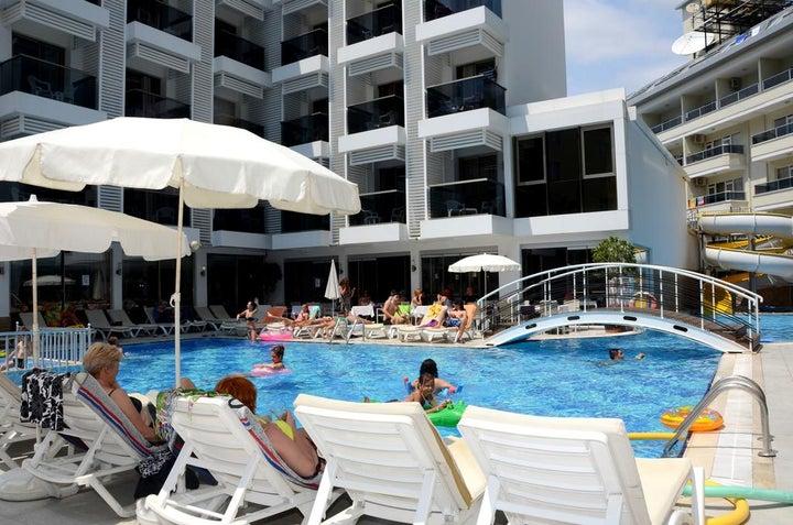 Oba Star Hotel And SPA in Alanya, Antalya, Turkey