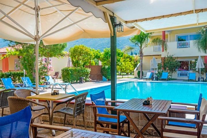 Oscar Villa and Studios in Alykes, Zante, Greek Islands