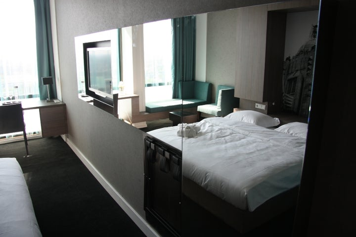 Hotel Ramada Apollo Amsterdam Centre in Amsterdam, Holland
