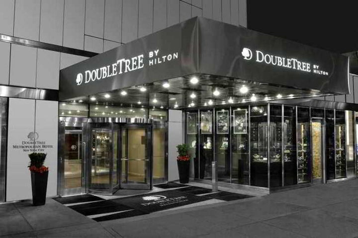 Doubletree Metropolitan by Hilton in New York, New York, USA