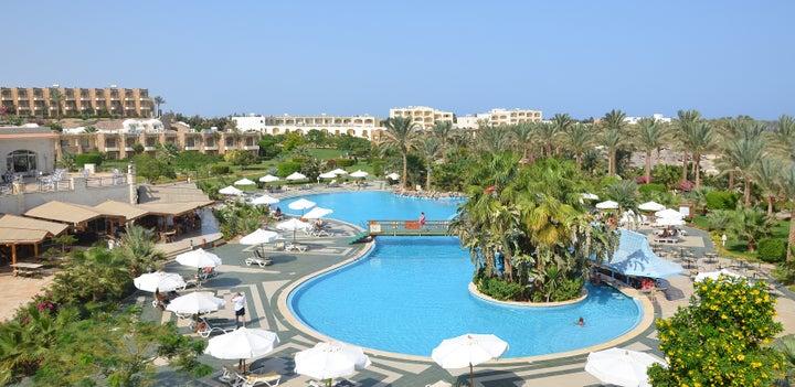 Brayka Bay Resort in Marsa Alam, Red Sea, Egypt