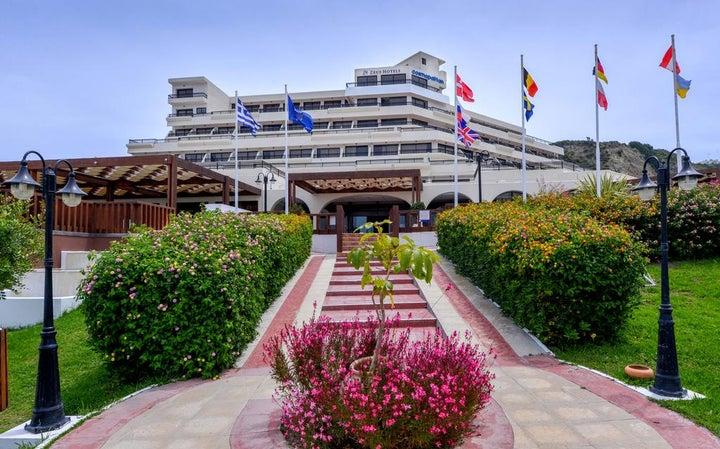 smartline Cosmopolitan Hotel in Ixia, Rhodes, Greek Islands