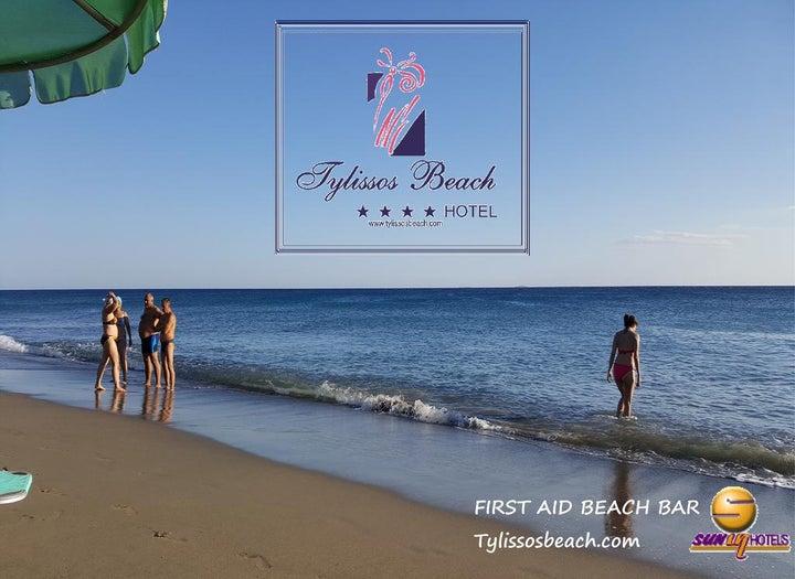 Tylissos Beach Image 1