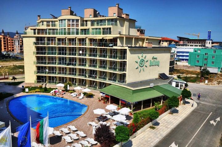 Sunny Holiday in Sunny Beach, Bulgaria