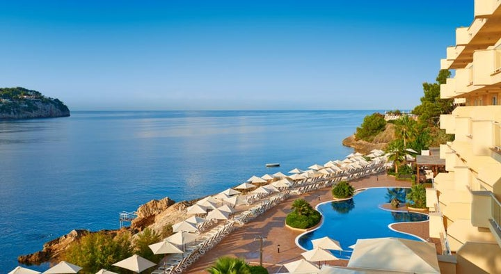 IBEROSTAR Jardin Del Sol Suites Hotel in Santa Ponsa, Majorca, Balearic Islands