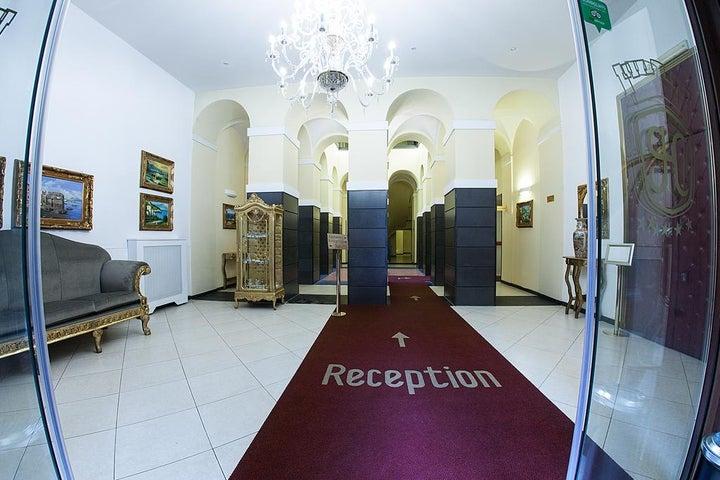 Grand Hotel Capodimonte Image 11