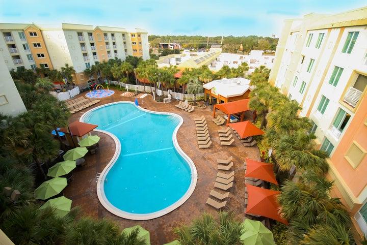 Holiday Inn Resort Orlando- Lake Buena Vista in Orlando, Florida, USA