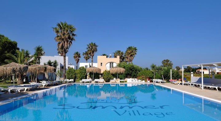 Summer Village Hotel in Marmari, Kos, Greek Islands