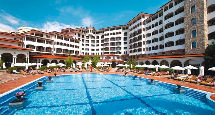 Hotel Helena Sands Sunny Beach