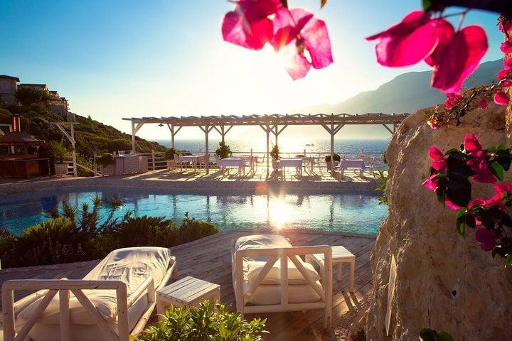 Peninsula Gardens Hotel in Kas, Antalya, Turkey