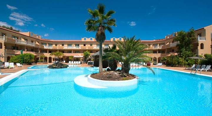 Elba Lucia Sport and Suite Hotel in Costa de Antigua, Fuerteventura, Canary Islands
