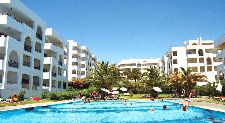 Be Smart Terrace Algarve (ex Terrace Club) in Armacao De Pera, Algarve, Portugal