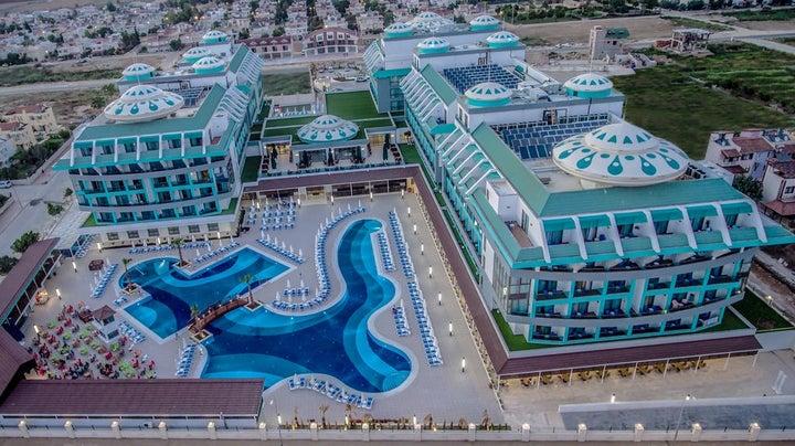 Sensitive Premium Resort & Spa in Belek, Antalya, Turkey
