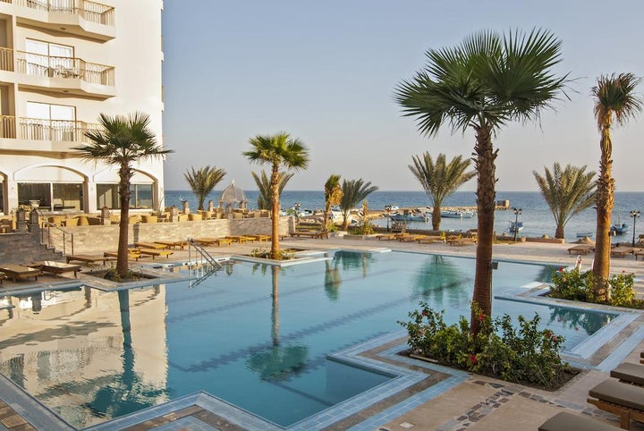 Royal Star Beach Resort Ex. Three Corners Royal Star in Hurghada, Red Sea, Egypt