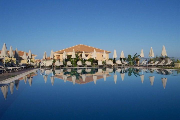 Astra Village Hotel and Spa in Svoronata, Kefalonia, Greek Islands
