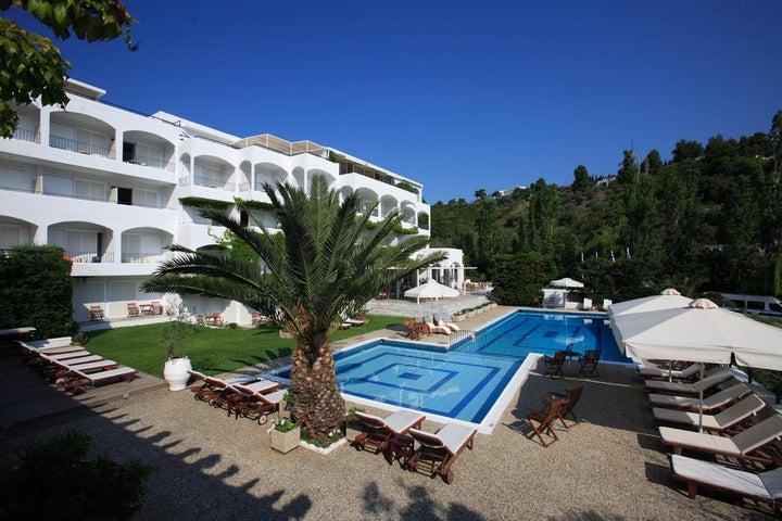 Plaza Hotel Skiathos in Kanapitsa, Skiathos, Greek Islands