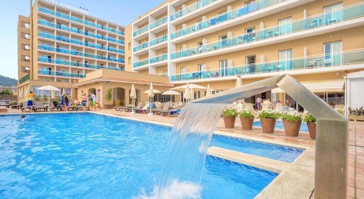Hotel Alegria Maripins - Malgrat de Mar (ex. Hotel Fergus Maripins) in Malgrat de Mar, Costa Brava, Spain