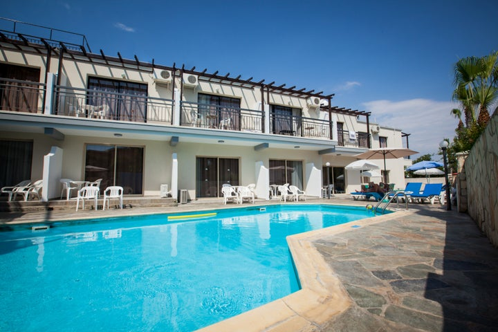 Crystallo Apartments in Paphos, Cyprus