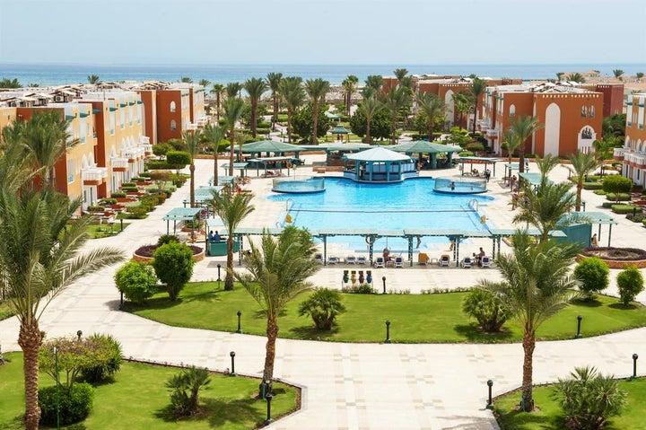 Sunrise Garden Beach Resort-Select in Hurghada, Red Sea, Egypt