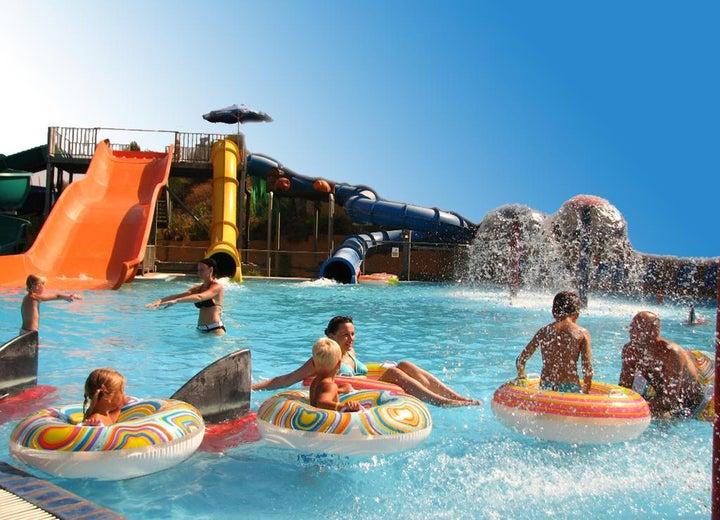Ionian Sea Hotel & Villas Aqua Park in Lixouri, Kefalonia, Greek Islands