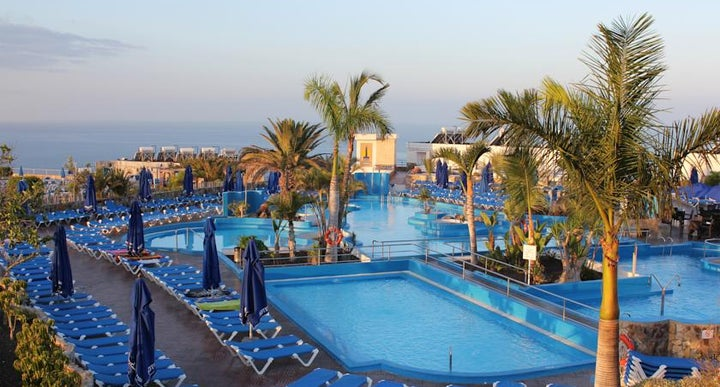 Sunconnect Servatur Puerto Azul Aparthotel in Puerto Rico (GC), Gran Canaria | Holidays from £ ...