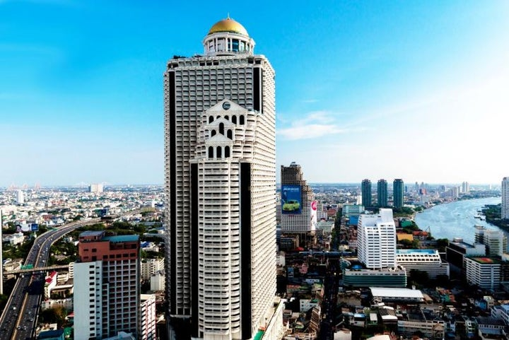 Tower Club At Lebua in Bangkok, Thailand