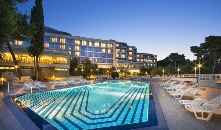 Aminess Grand Azur Hotel in Orebic, Dubrovnik Riviera, Croatia