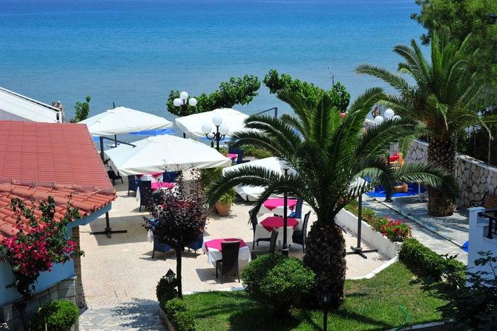 Astoria Hotel Zth in Alykes, Zante, Greek Islands