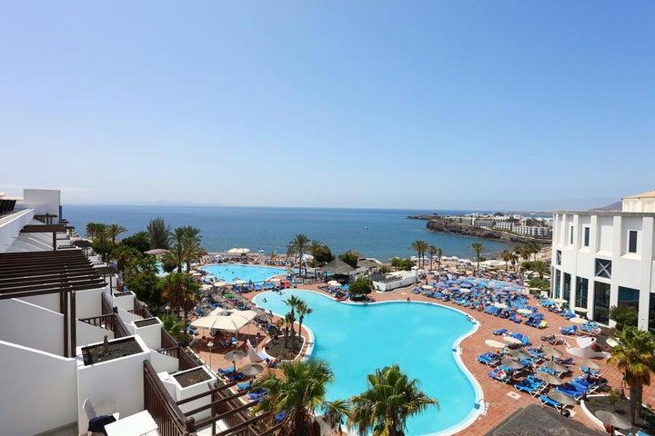 Sandos Papagayo Beach Resort in Playa Blanca, Lanzarote, Canary Islands