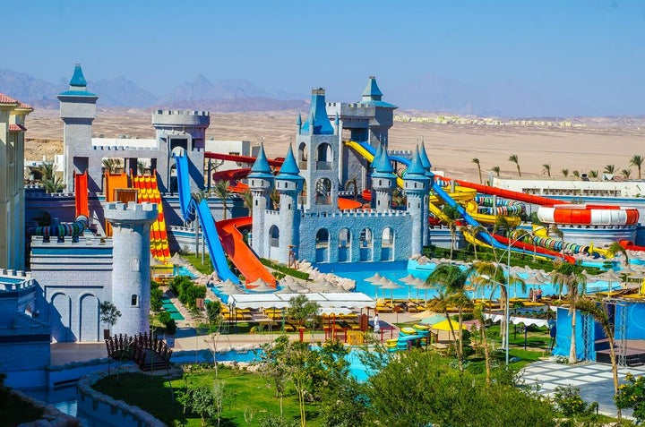 Serenity Fun City in Makadi Bay, Red Sea, Egypt