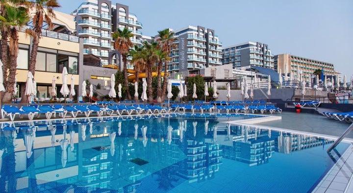 Seashells Resort at Suncrest in St Paul's Bay, Malta